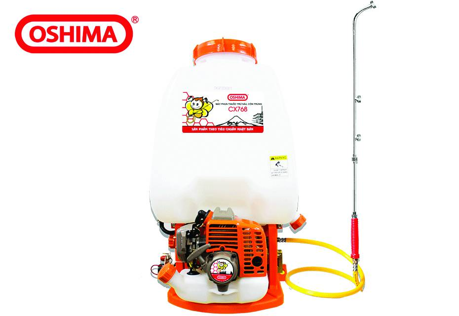 Máy phun thuốc sâu OSHIMA CX768