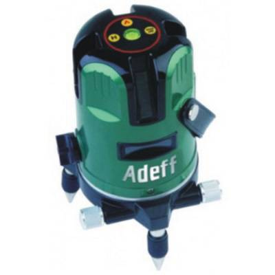 Máy cân bằng laser Adeff Tia xanh