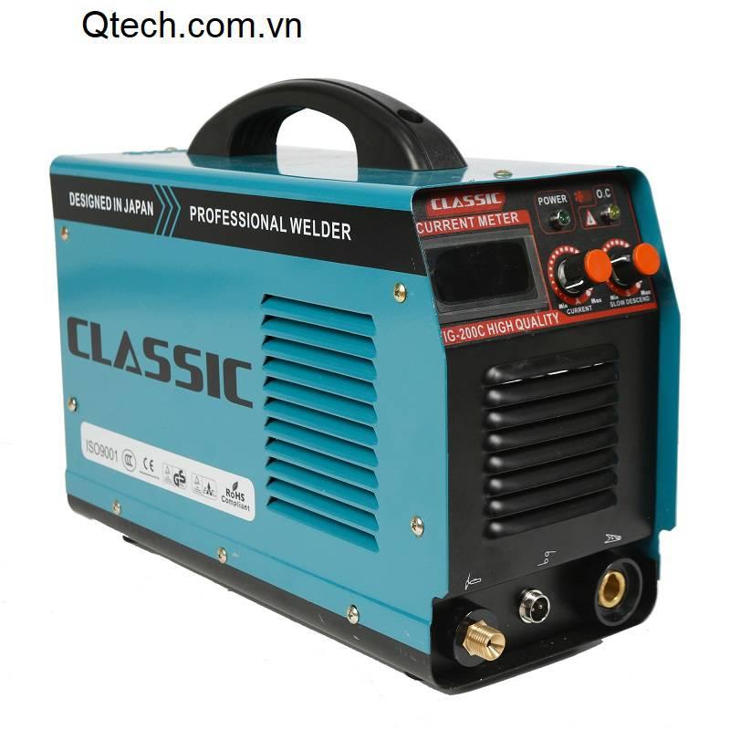 Máy hàn Classic Tig 200A