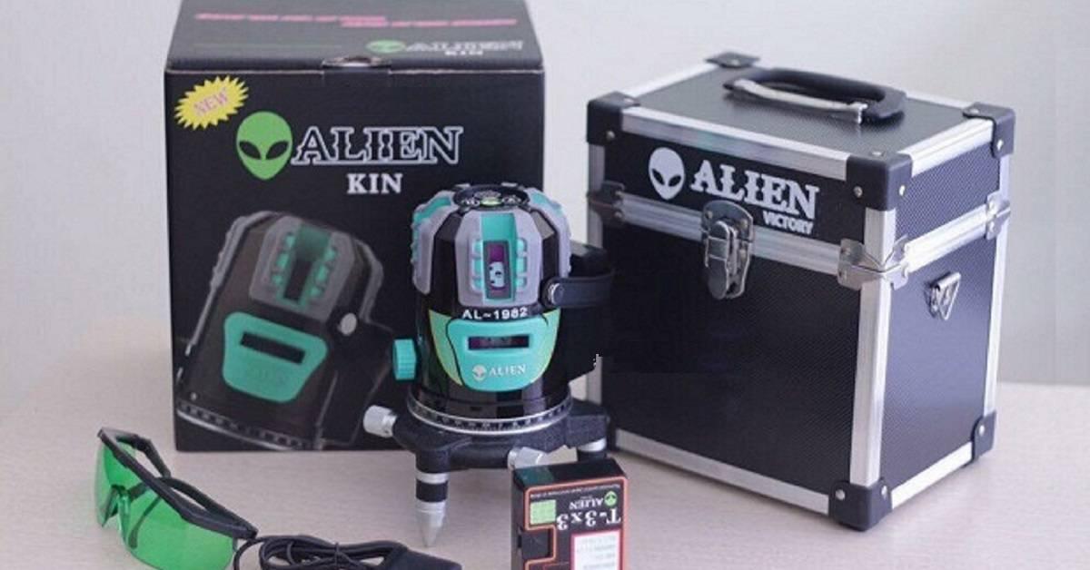 Máy cân bằng laser Alien 1982