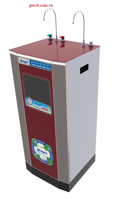 Máy lọc nước RO Agre RO-03 3 chức năng 8 cấp lọc