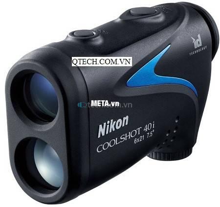 Ống nhòm đo khoảng cách Nikon Coolshot40i