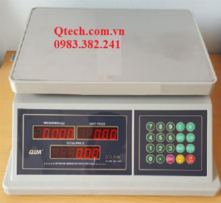 Cân thủy sản chống nước QUA832