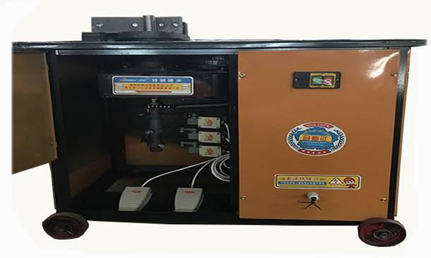 máy uốn đai GF20 mỏng