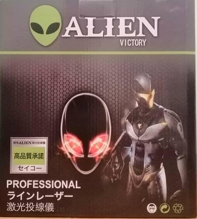 Máy cân bằng laser Alien AL5-50X