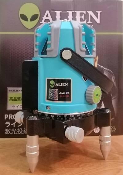 Máy cân bằng laser ALIEN AL5-25