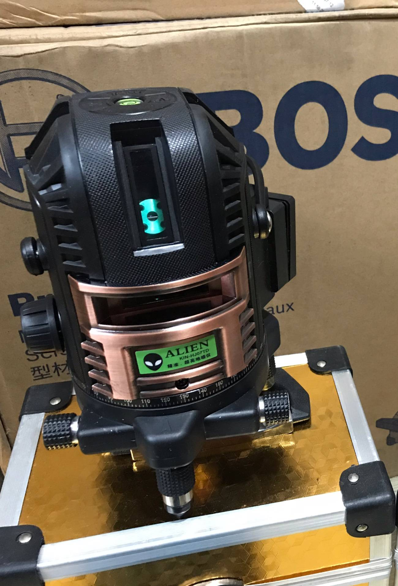 máy cân bằng laser Alien al 5-30LD