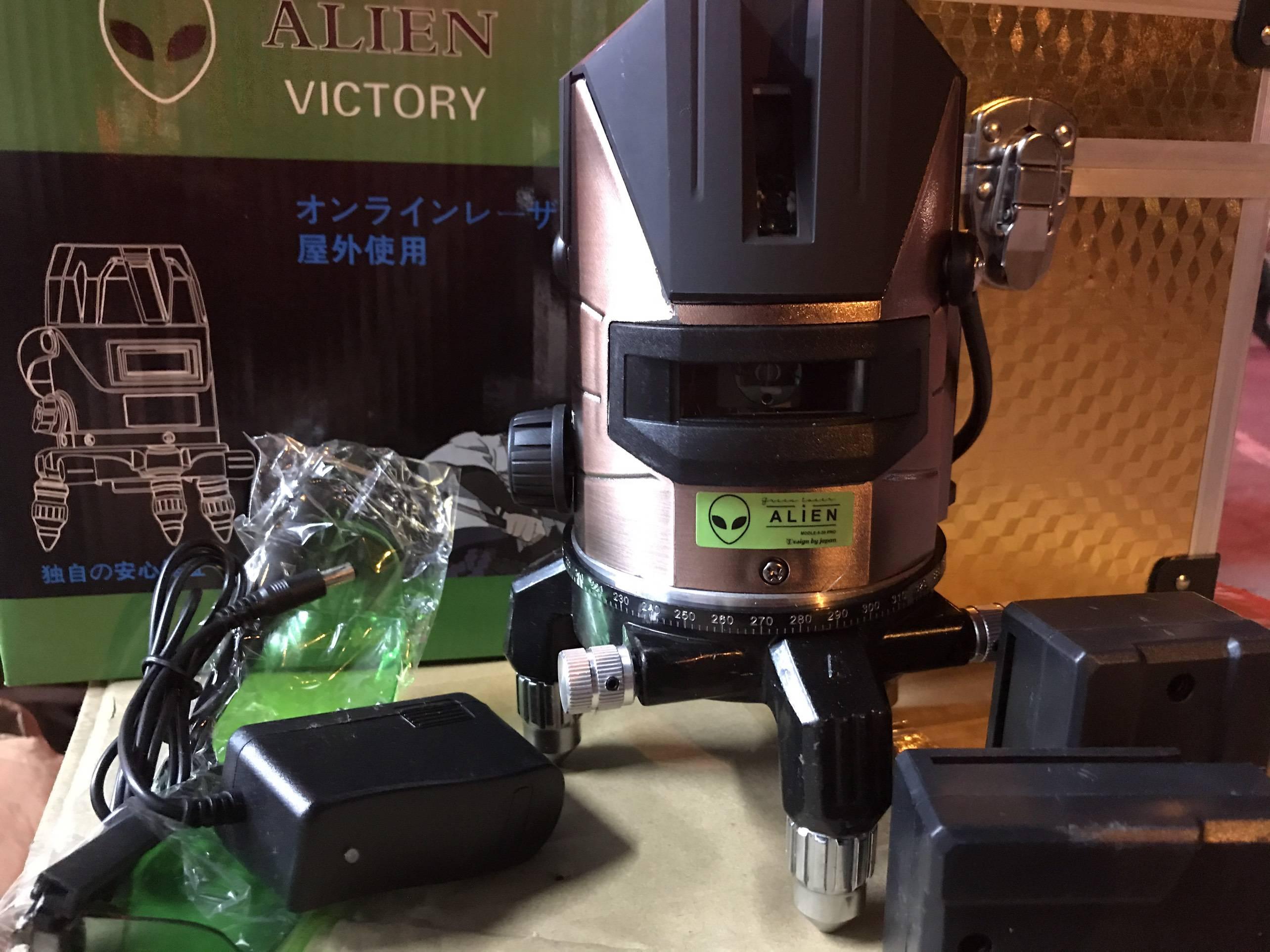 máy cân bằng laser Alien AL5-20 pro